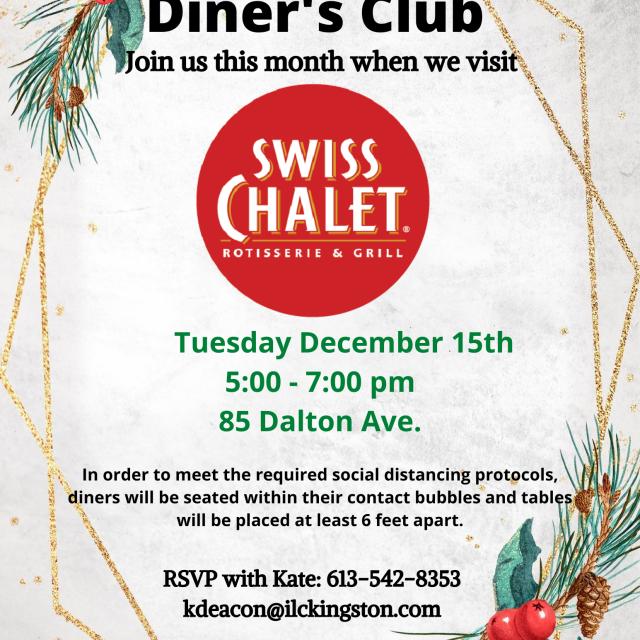 Diner's Club December 2020