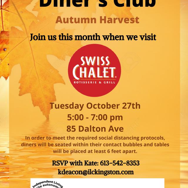 Diner's Club October 2020