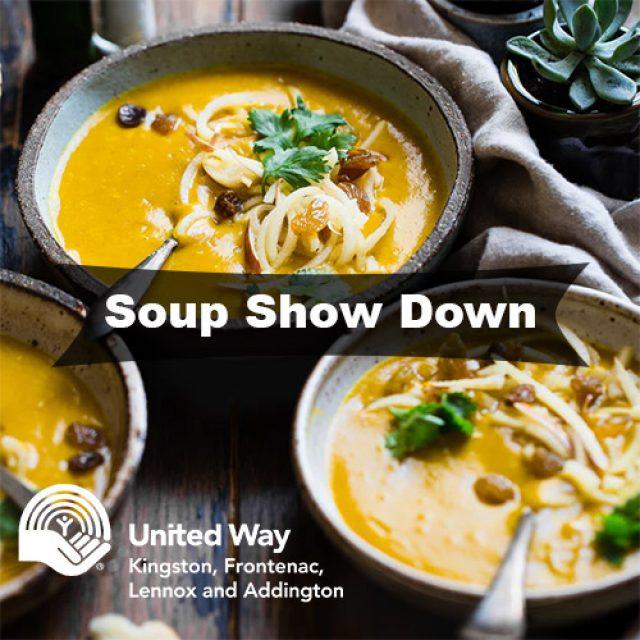 Soup Show Down
