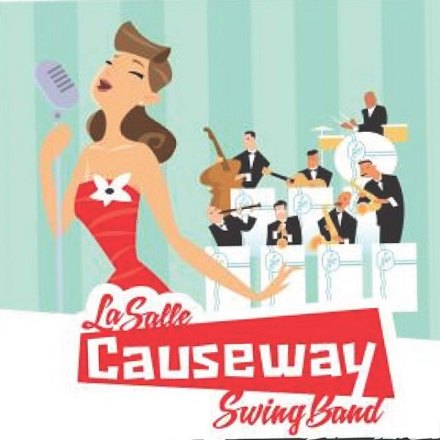 Big Band Swing Dance and Silent Auction