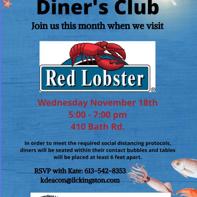 Diner's Club November 2020